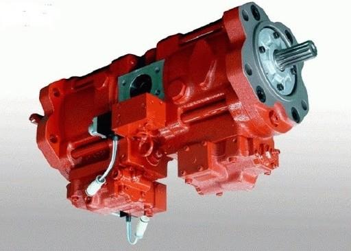 Hyundai R450LC-7A Hydraulic Final Drive Motor