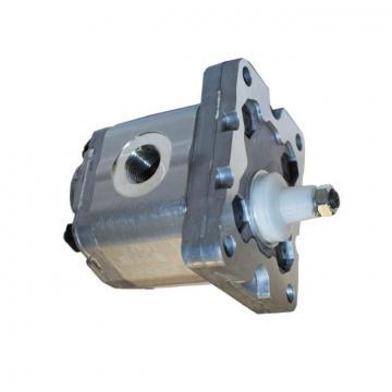 Case 645 2-spd Reman Split Pump Configuration Hydraulic Final Drive Motor
