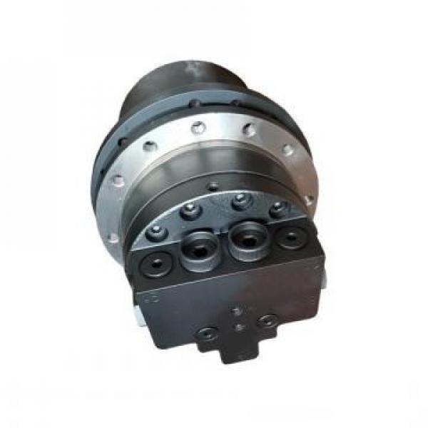 JCB 180T T4F Reman Hydraulic Final Drive Motor #1 image