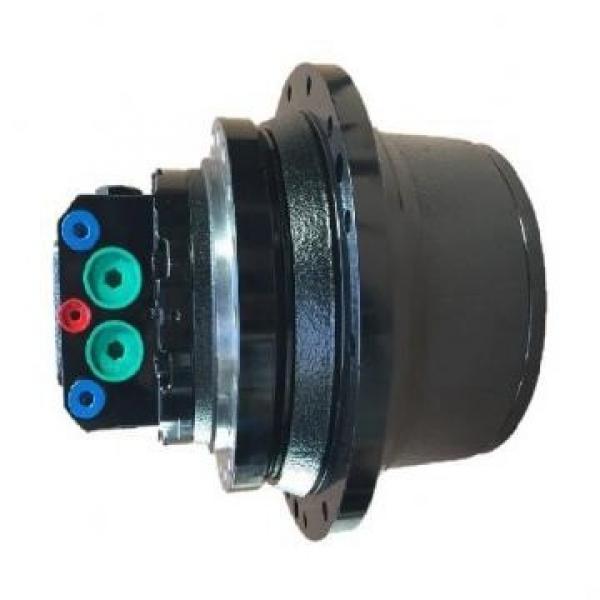 JCB miscro plus Hydraulic Final Drive Motor #1 image