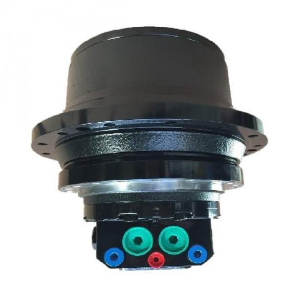 IHI 25NX Hydraulic Final Drive Motor #1 image