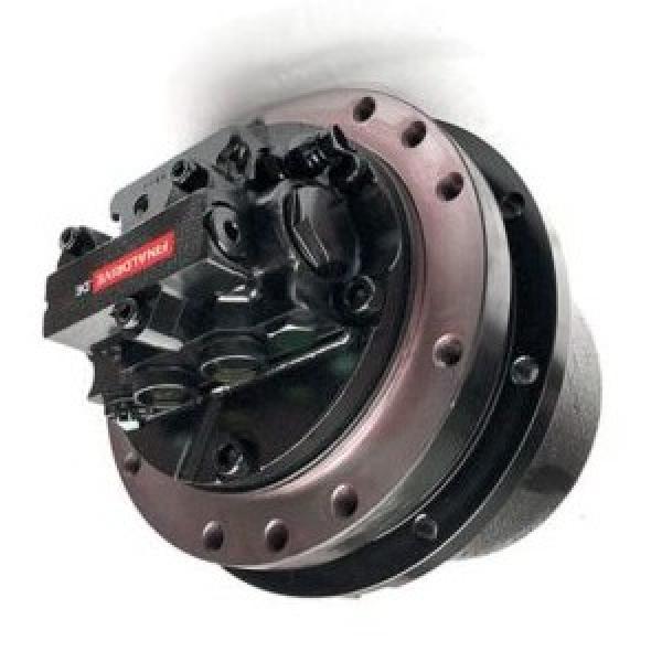 JCB 175T4F Reman Hydraulic Final Drive Motor #1 image