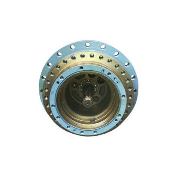JCB 205T T4F Reman Hydraulic Final Drive Motor #1 image