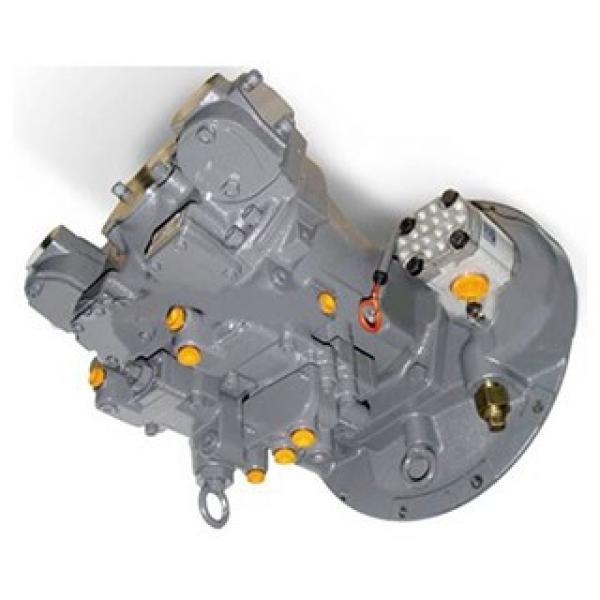 Hyundai robex 16 Hydraulic Final Drive Motor #1 image