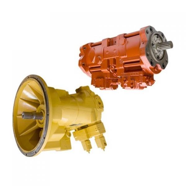 John Deere 323D 2-SPD EH Reman Controls Hydraulic Finaldrive Motor #1 image