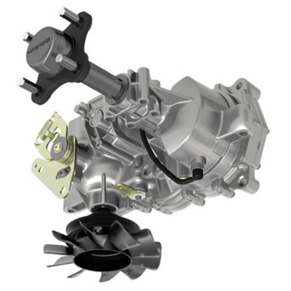 Kayaba MAG-33V-550F-4 Hydraulic Final Drive Motor #1 image