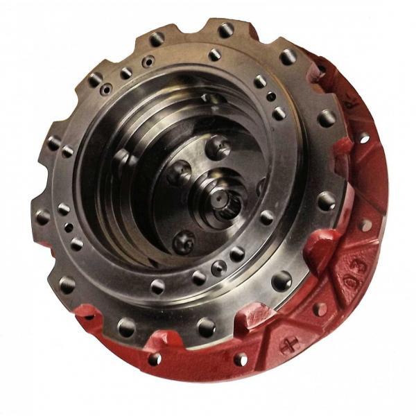 Komatsu PC27R-8 Hydraulic Final Drive Motor #1 image