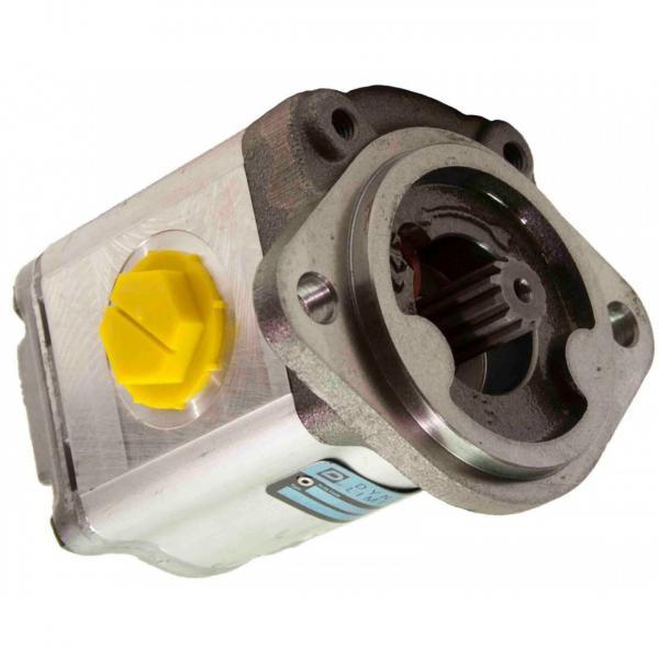 Bobcat 331 Hydraulic Final Drive Motor #1 image