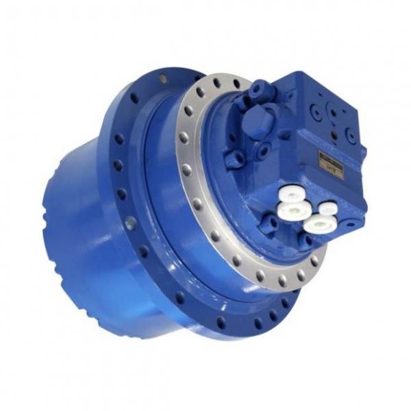 IHI 35J Hydraulic Final Drive Motor #1 image
