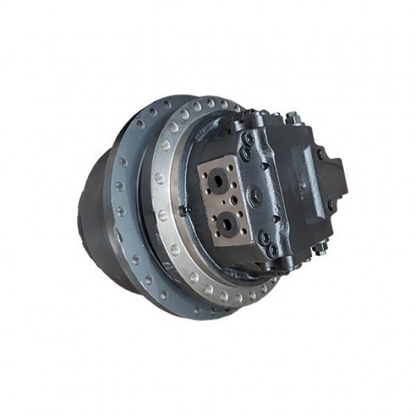 Bobcat 334g Hydraulic Final Drive Motor #1 image