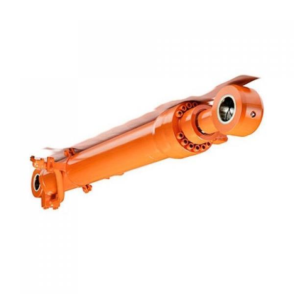 John Deere 329D 1-SPD EH Reman Controls Hydraulic Finaldrive Motor #1 image