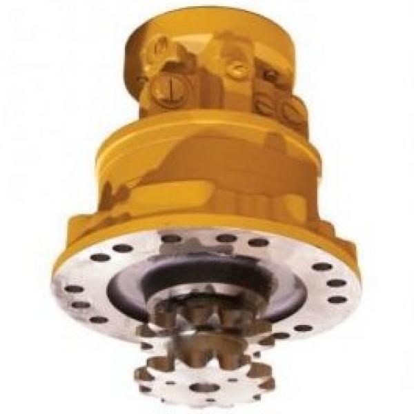 John Deere 329D 1-SPD EH Reman Controls Hydraulic Finaldrive Motor #2 image