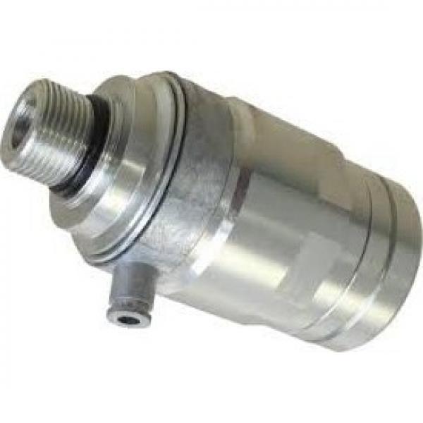 John Deere 323D 2-SPD EH Reman Controls Hydraulic Finaldrive Motor #2 image