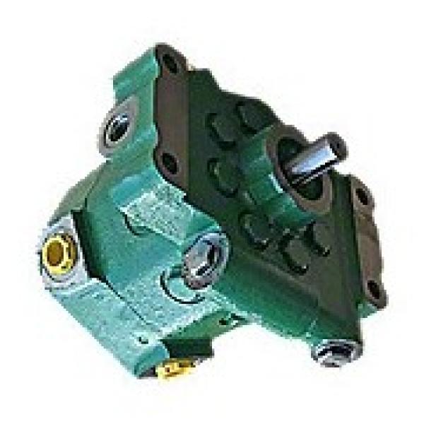 John Deere 323D 2-SPD EH Reman Controls Hydraulic Finaldrive Motor #3 image